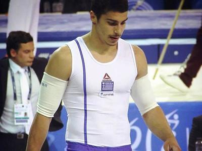 d93ac38d66b Ενόργανη: Άλλο ένα παγκόσμιο πρωτάθλημα για τον Νίκο Ηλιόπουλο