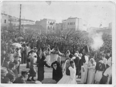 Το Πατρινό Καρναβάλι του 1938 και η αποθέωση της ταβέρνας – «Όσοι έπιαν να φύγουν»