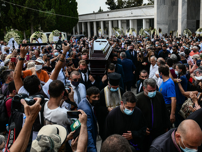 Τόλης Βοσκόπουλος: Ανεπανάληπτος και στο...