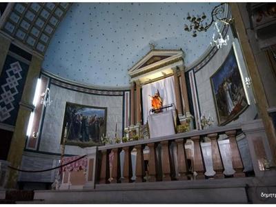 Στα «άδυτα» του Καθολικού ναού της Πάτρας –Η ιστορία της εκκλησίας των Καθολικών μετρά 175 χρόνια