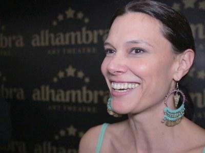 Ισαβέλλα Δάρρα: Σπάνια εμφάνιση μετά τη μάχη με τη σκλήρυνση κατά πλάκας