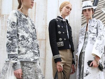 Dior: Cruise show στον ιταλικό νότο, χωρ...