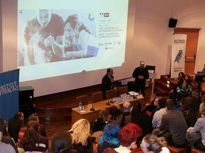c92a5f399739 Πάτρα  Επιτυχημένη η εκδήλωση του Γαλλικού Ινστιτούτου στο Μουσείο  επιστημών και τεχνολογίας-ΔΕΙΤΕ ΦΩΤΟ