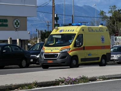 Το πρώτο επιβεβαιωμένο κρούσμα στην Λευκάδα- Μεταφέρεται στην Πάτρα