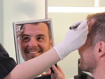 Η κλινική μαλλιών Bergmann Kord στο κέντ...