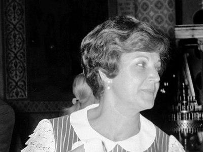 Αγνώριστη σε ηλικία 20 ετών η Ρένα Βλαχοπούλου - Φωτογραφία ντοκουμέντο