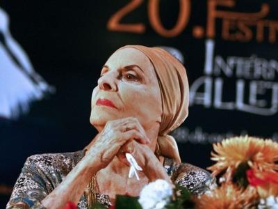 Έσβησε πλήρης ημερών η θρυλική χορεύτρια και χορογράφος Αλίσια Αλόνσο από την Κούβα