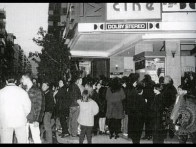 Σινεμά Ελπίς- Γούναρη και Υψηλάντου, δεκαετία 1970
