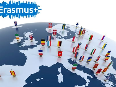 ERASMUS+ : Όλοι νομίζουν ότι αφορά ένα ταξίδι μαθητών στο εξωτερικό - Είναι όμως πολλά περισσότερα