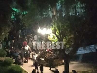 Πάτρα: Πάρτι στην πλατεία Όλγας- Ποιος κ...