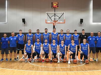 Δουλειά στην Πάτρα η Εθνική νέων μπάσκετ (ΦΩΤΟ)