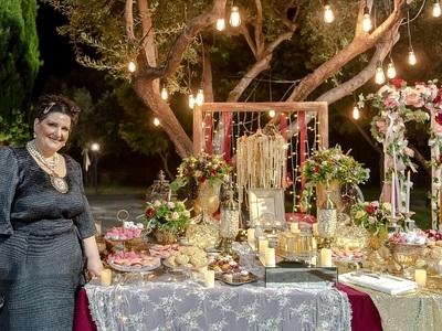 Ρομαντικός γάμος στη Μονεμβασιά από Άννα...