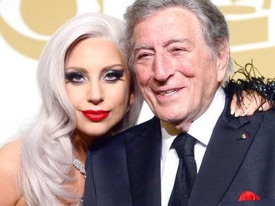 Ο θρύλος Τόνι Μπένετ συναντά ξανά την Lady Gaga