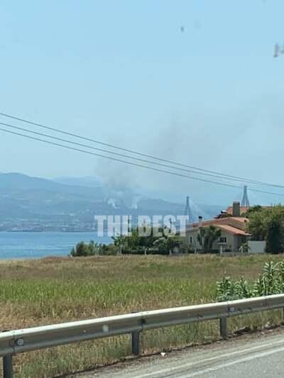 Πάτρα: Οριοθετήθηκε η νέα φωτιά στην περιοχή Μποζαΐτικα – Προφήτης Ηλίας, Συχαινά, πάνω από την Περιμετρική (photos- ΒΙΝΤΕΟ)