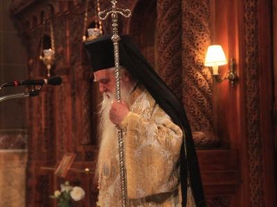"""Ο Αμβρόσιος βρίζει τον Πάπα: """"Δεν κάνεις ούτε για νεωκόρος"""""""