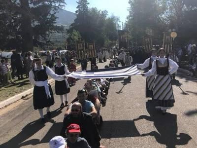 Με λαμπρότητα ο φετινός εορτασμός του Αγ. Γερασίμου στην Κεφαλονιά - Παρέστησαν και Πατρινοί