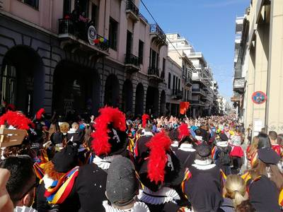 Κορωνοϊός: Μέχρι τοαραβικό δίκτυο Al Jazeera έφθασε το «απαγορευμένο» Πατρινό Καρναβάλι