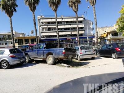 Σε... αρρωσταίνει το πάρκινγκ στο Νοσοκομείο Άγ. Ανδρέας της Πάτρας -ΦΩΤΟ