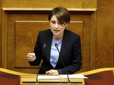Στην Βουλή το ζήτημα της αχαϊκής πατάτας και ελιάς από τη Χριστίνα Αλεξοπούλου