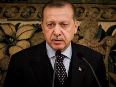 Ερντογάν:Παράλογοι οι Ευρωπαίοι για τα γεωτρύπανά μας - ΒΙΝΤΕΟ