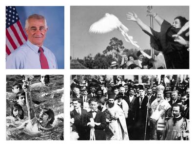 Κρις Αλαχούζος: Ο Έλληνας δήμαρχος του Τ...