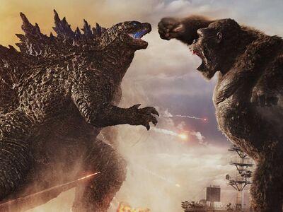 Το «Godzilla vs Kong» έκανε ρεκόρ πανδημ...
