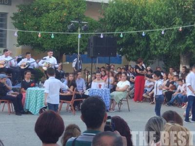 Συγκίνηση στη γιορτή του 24ου Δημοτικού Σχολείου Πάτρας (ΦΩΤΟ)