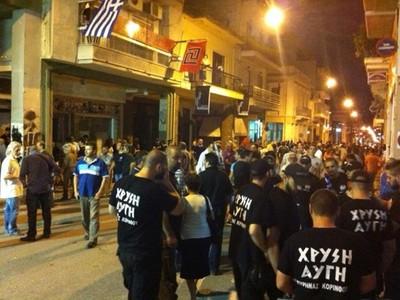 Χρυσή Αυγή: Εικόνα διάλυσης μετά τις εκλογές- ΒΙΝΤΕΟ
