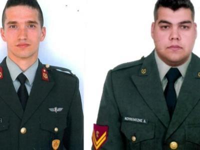 Ελεύθεροι οι δύο Έλληνες στρατιωτικοί -Επιστρέφουν στην πατρίδα- Αλ. Τσίπρας: Άγγελε, και Δημήτρη, καλή πατρίδα, και καλή λευτεριά
