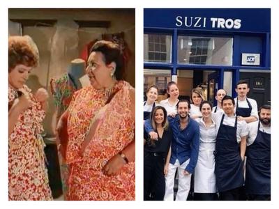 """Suzi Tros"" : Η περίφημη ατάκα της Βλαχοπούλου έγινε εστιατόριο στο Λονδίνο!"