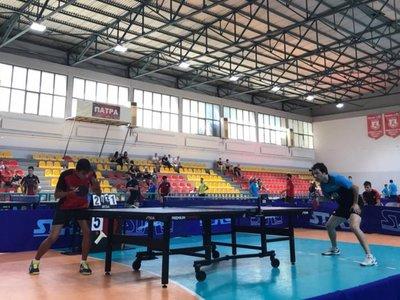 Συναρπαστικά παιχνίδια στην Α1 Εθνική πινγκ - πονγκ (ΒΙΝΤΕΟ)