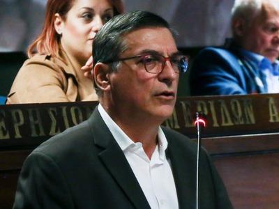 Αλ. Χρυσανθακόπουλος: Η Πάτρα κόβεται στα δύο από τις νέες πεζοδρομήσεις