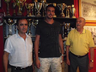 Και επίσημα Νίκος Αγγελόπουλος στην Παναχαϊκή