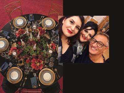 Αννα Μαρία- Ρογδάκη : Η συμβολή της στο εντυπωσιακό λεύκωμα «Opera tables by Geοrge Davlas»