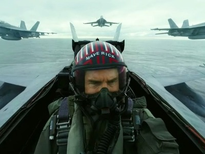 "O σταρ Τομ Κρουζ παρουσίασε το τρέιλερ του ""Top Gun: Maverick"""