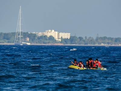 Κι άλλη διάσωση μεταναστών στην Κω