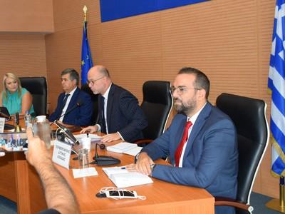 Ορίζονται σήμερα τα μέλη των Επιτροπών στην Περιφέρεια Δυτικής Ελλάδας