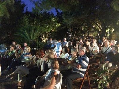 """Ο Μιχάλης Πετρόπουλος μίλησε στην εκδήλωση του συλλόγου """"Πάτρα Σημείο Συνάντησης"""""""
