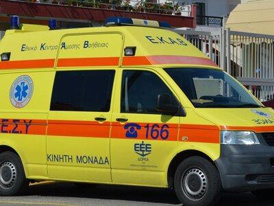 Τροχαίο με 3 τραυματίες στον Πύργο -ΔΕΙΤΕ ΦΩΤΟ & ΒΙΝΤΕΟ