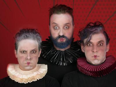 """Την Τρίτη 9/7 στο Royal, η παράσταση """"Ολόκληρος ο Σαίξπηρ Απόψε!"""""""