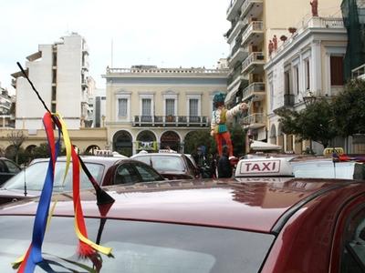Τώρα ταξί στην Πάτρα μέσω Internet -Η τηλεματική φέρνει οικονομική και γρήγορη διαδρομή