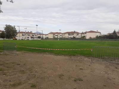 Το νέο πάρκο στη Λεύκα της Πάτρας