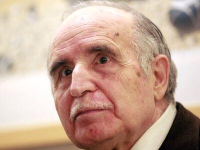 Πέθανε ο λογοτέχνης Ντίνος Χριστιανόπουλος