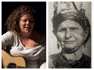 Η ζωή της Γιαννούλας της Κουλουρούς έγινε τραγούδι από τη Ματούλα Ζαμάνη!