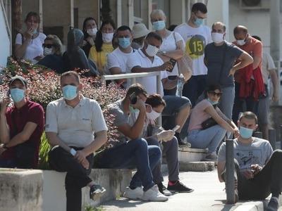 Σερβία-κορωνοϊός: 243 νέα κρούσματα και 4 θάνατοι - Νέα μέτρα