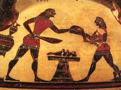 ΔΕΙΤΕ τι έτρωγαν οι αρχαίοι Έλληνες - Τα ζυμαρικά, η προτίμηση του Ηρακλή και... οι vegeterians