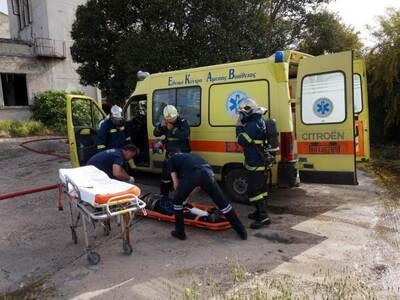 Δύο τραυματίες από το τροχαίο στις Τόσκε...