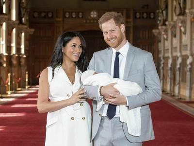 Με απόλυτη μυστικότητα βαπτίζεται το μωρό του Χάρι και της Μέγκαν