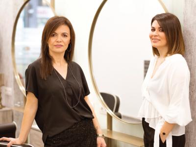 Modus Hair Works: Μαρία & Ελεωνόρα Θ...