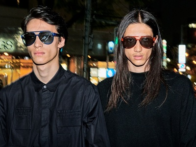 Tα ωραιότερα ανδρικά γυαλιά που κυκλοφορούν είναι τα «Rainbow» της Louis Vuitton